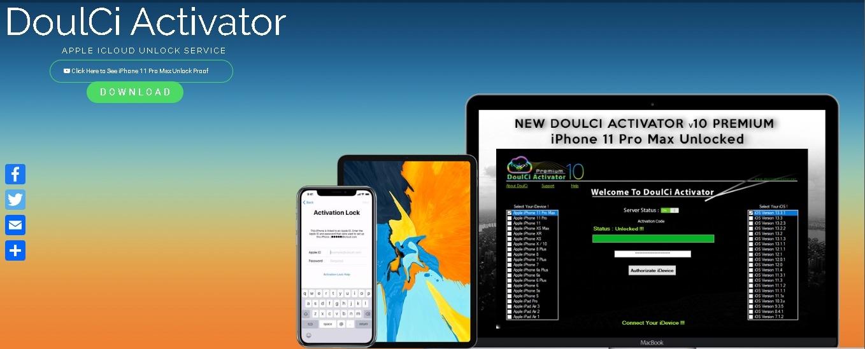 icloud unlocking tool