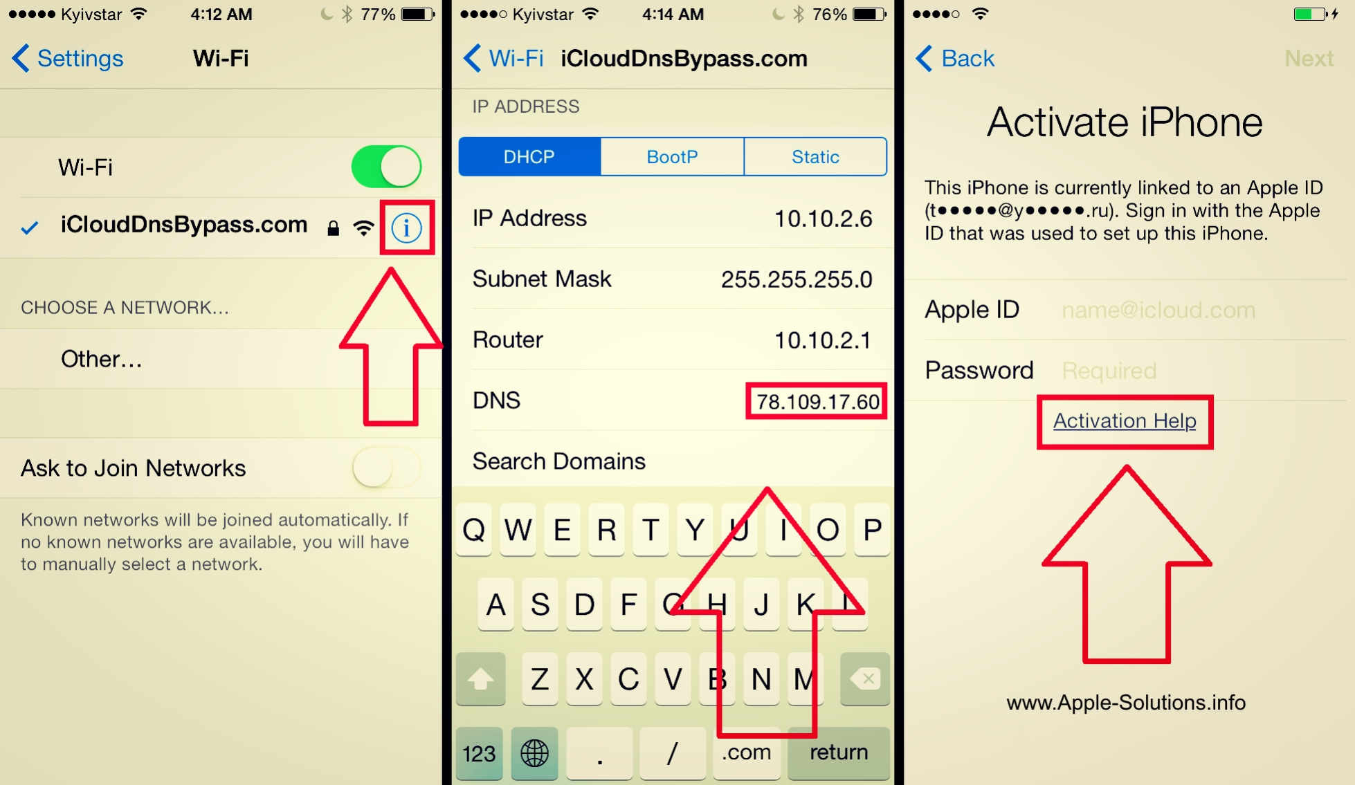 how to icloud bypass locked