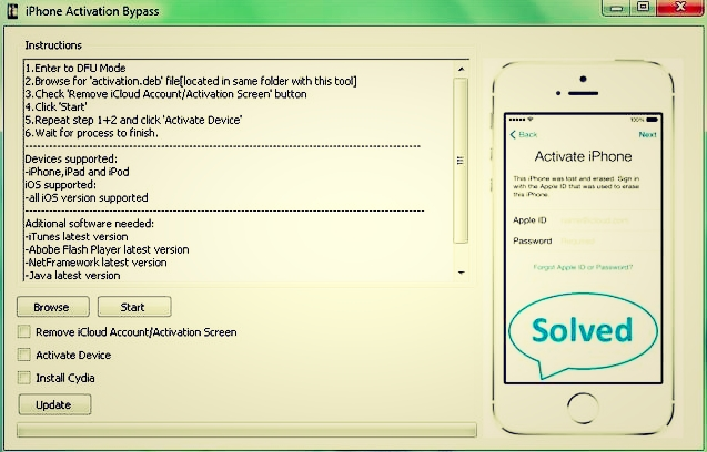 How To Bypass Or Remove iCloud Activation Lock